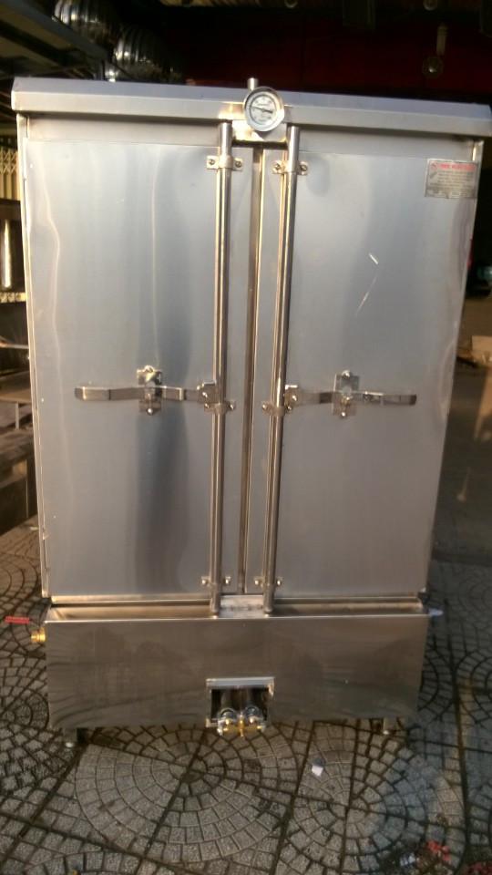 Tủ cơm 100 kg sử dụng gas