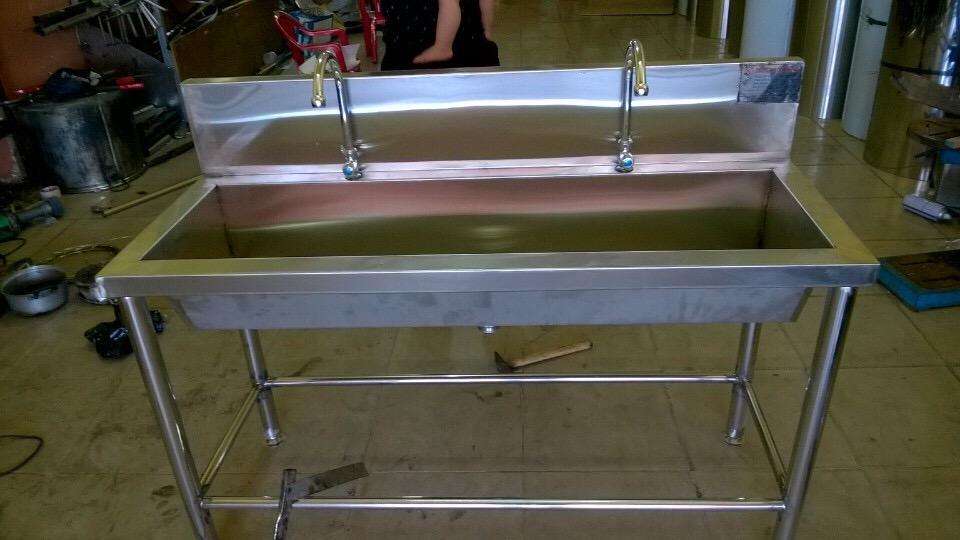 Bồn Rửa Inox Ngọc Luân